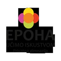 EPOHA, privatna gimnaziija Logo