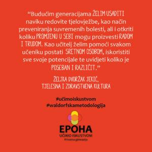 Željka Dvoržak Jekić