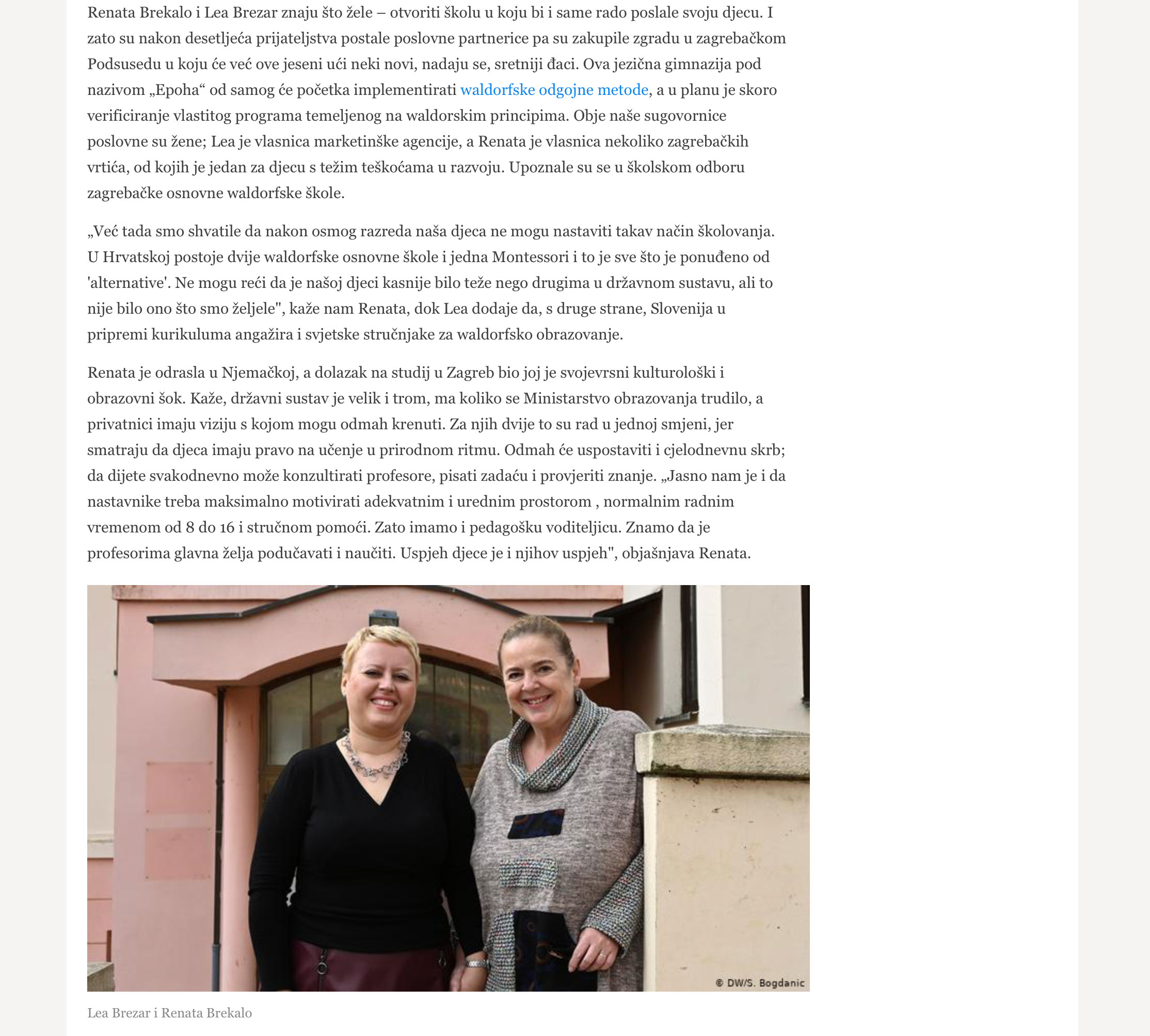 Siniša Bogdanović, Deutsche Welle, 2020